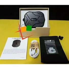 GPS TRACKER portable, pantau mobil/motor/truk dg akurat