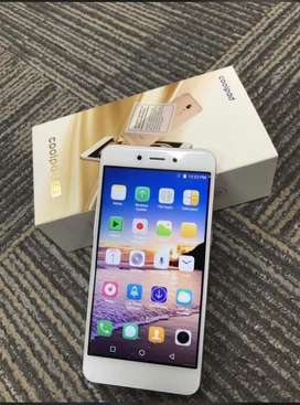 New coolpad E2 box pack 2gb 16gb dual sim