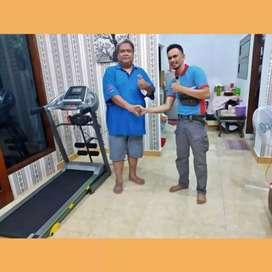 Alat Fitnes murah treadmil elektrik TL 288