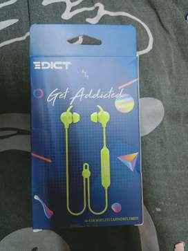 Brand new Boult Edict in ear wireless earphone EWE01
