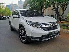 Honda CRV 2017/2018 Prestige Putih