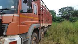 BharatBenz 3723R at Panvel