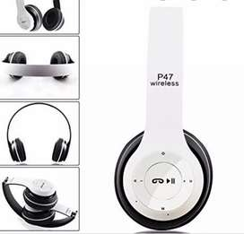 Bluetooth headphone with FM brand new
