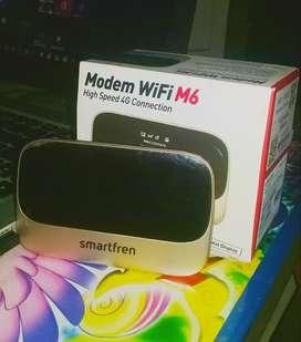 Modem Smartfren WiFi M6 (4G)