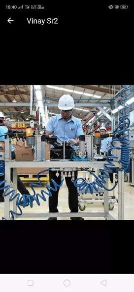 URGENT HIRING in Jai Bharat Maruti Auto Ltd  company