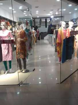 Full Furnished Shop For Handover in edappally