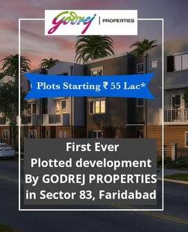Resort-Theme Residential Plots Starting from ₹55 Lacs* by Godrej Plots