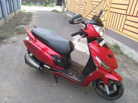 Hero Maestro very good condition scooty exchange possible