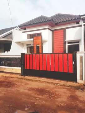 Rumah milinium minimalis modern