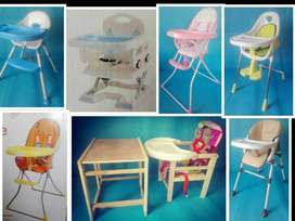 Wholesale Rates Brand New Baby High Chairs Dining Chairs
