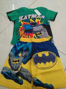 Setelan import batman