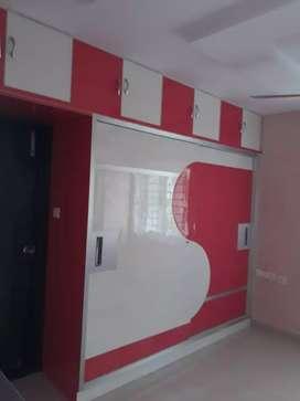 we do modular kitchen works, wardrobes, tv units etc... at reasonable