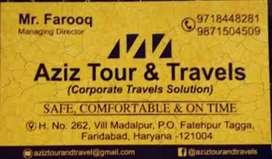 Taxi vehicle hiring service