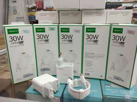 Charger Super VOOC OPPO 30W