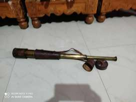 Telescop 105 years old antiques