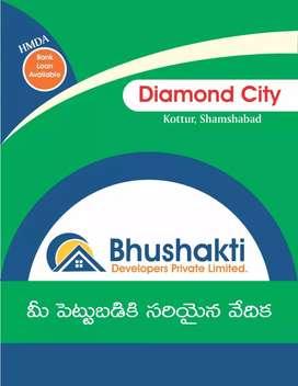 Bangalore highway near kottur HMDA New launching venture
