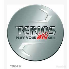 Cover ban serep Terios Taruna Escudo Touring Feroza Taft Rush Crv dll