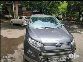 Ford Ecosport 2015 Petrol Well Maintained