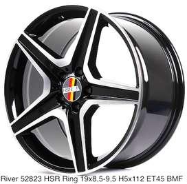 RIVER 52823 HSR R19X85/95 H5X112 ET45 BMF