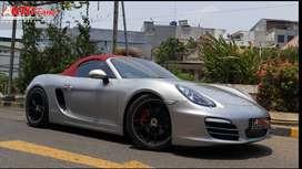 Porsche Boxster 2.7 Sport Chrono 2013 Km 11Rb Full Spec Like new!!!