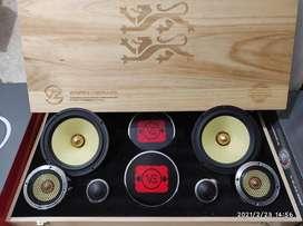Speaker VE Audio level kelas berat (SKY AUDIO)