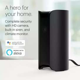 Canary Pro All in 1 Indoor 1080p HD Security Camera.