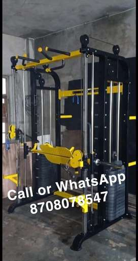 All kind of gym equipments