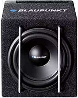 BLAU  PUNKT CAR SUB WOOFER WITH AMP