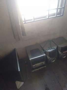 Terima servis Ac,Mesin cuci,TV,Sound system,Kipas dll