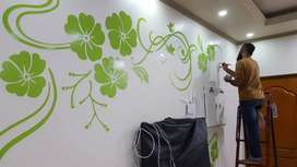 Mural Art / Wall painting