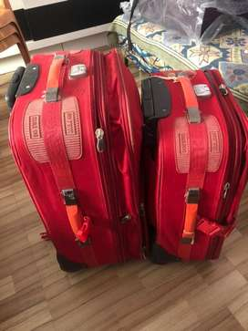 17 and 20 inch Suitcases