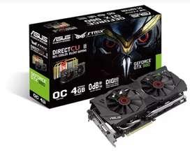 Vga asus gtx 980 untuk PC gamer