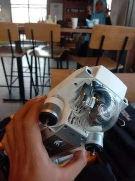 Drone DJI Mavic Pro Alphine White Fly more combo
