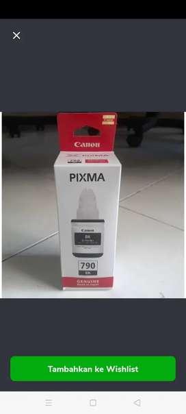 Tinta printer canon pixma 709 black