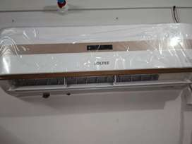 Voltas AC 3 star 1.5 ton and LG LED TV 1 Month old