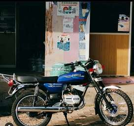 Yamaha Rx 135 orginal All papers are clear next test 2025