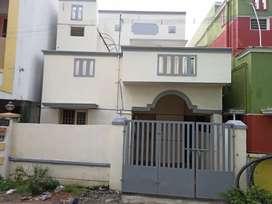 3Bhk individual House sale Nanmangalam