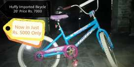 Heavy Discount on small size Imported Bicycles|Stock Clearance Sale