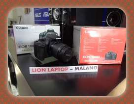 ▨ (Bekas) Kamera DSLR CANON EOS 1300D Kit 18-55mm IS III