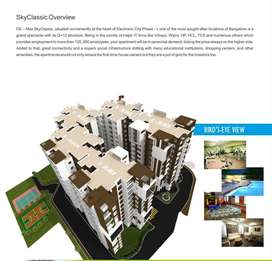 Prime location,  2 BHK  Flats For Sale in  , Electronic City Phase-1