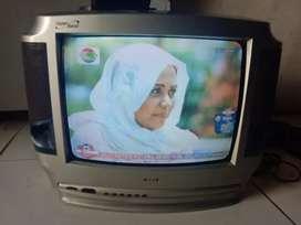 Tv tabung 14in merk panasonik