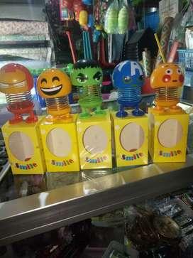 emoticon smile atau mainan terbaru