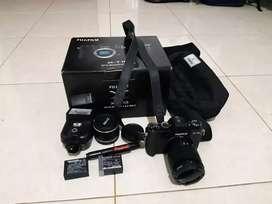 Kamera mirrorless Fujifilm XT10