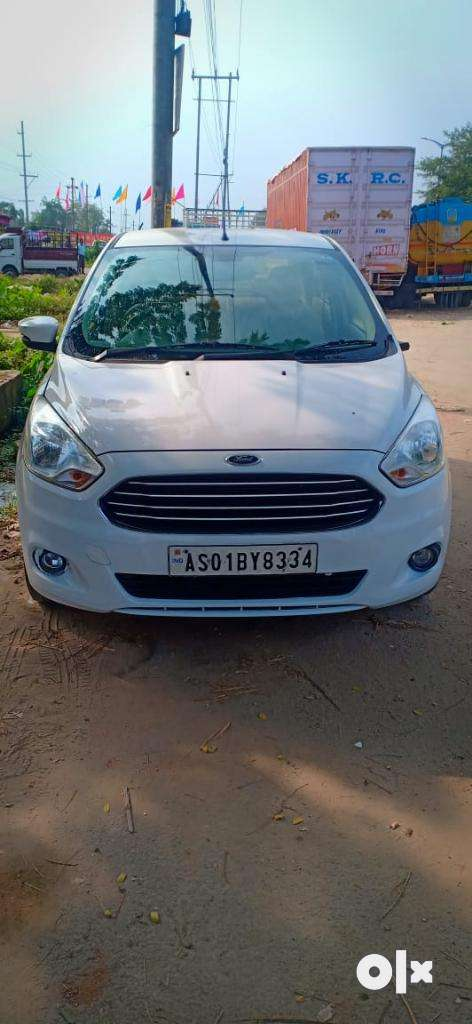 Ford Aspire Trend Plus TDCi, 2016, Diesel 0