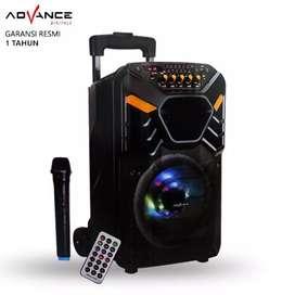 Speaker meeting portable Bluetooth Advance K881 Bonus Mic wireless