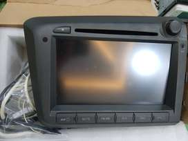 Genuine LCDs of Honda Civic 14 and Passo 16 with memory cards & Wires