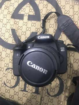 Canon Eos 60D 18-55mm Istimewa Jarang Pakai