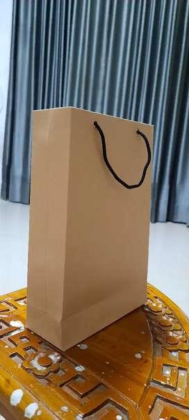 Paper Bag ukuran 16×6×23cm kertas samson tebal