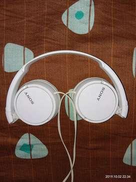 Sony Headphone #White