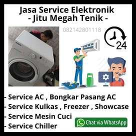 Service AC KULKAS Showcase Freezerbox Freser Servis Mesin Cuci Buduran